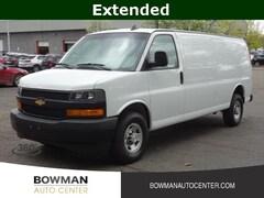 Used 2018 Chevrolet Express 2500 Work Van Cargo Van 1GCWGBFP0J1265552 P1886 in Clarkston