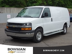 Used 2018 Chevrolet Express 2500 Work Van Cargo Van 1GCWGAFG9J1903694 P6204 in Clarkston