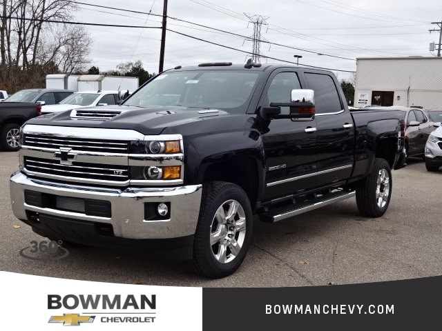 New 2019 Chevrolet Silverado 2500HD For Sale at Bowman Commercial