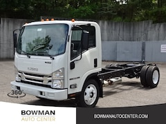 New 2019 Isuzu NPR Gas HD Cab and Chassis 54DC4W1B9KS814218 ZC190104 serving Clarkston
