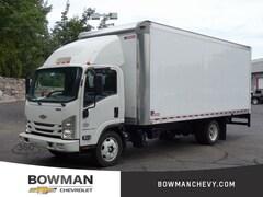 New 2017 Chevrolet 5500 HD Diesel 20' Box Truck JALEEW16XH7901553 173830 serving Clarkston