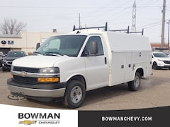 New 2020 Chevrolet Express Cutaway Low-Roof KUV 1GB0GRFG0L1156420 201188 serving Clarkston