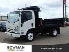 New 2019 Chevrolet 4500 LCF Gas Dump Truck 54DCDW1B7KS806523 193909 serving Clarkston