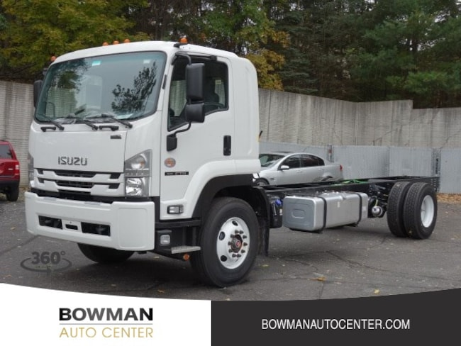 2019 Isuzu FTR Diesel Cab and Chassis