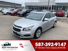 2016 Chevrolet Cruze Limited LT FWD