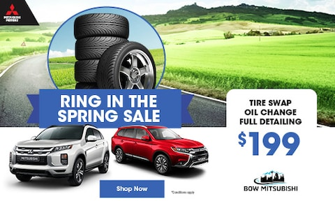 Ring in the Spring Sale