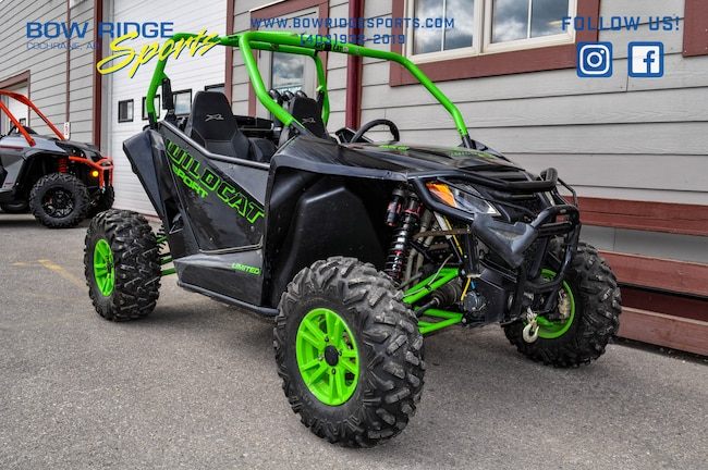 used 2012 arctic cat wildcat 700 sport limited eps for. Black Bedroom Furniture Sets. Home Design Ideas