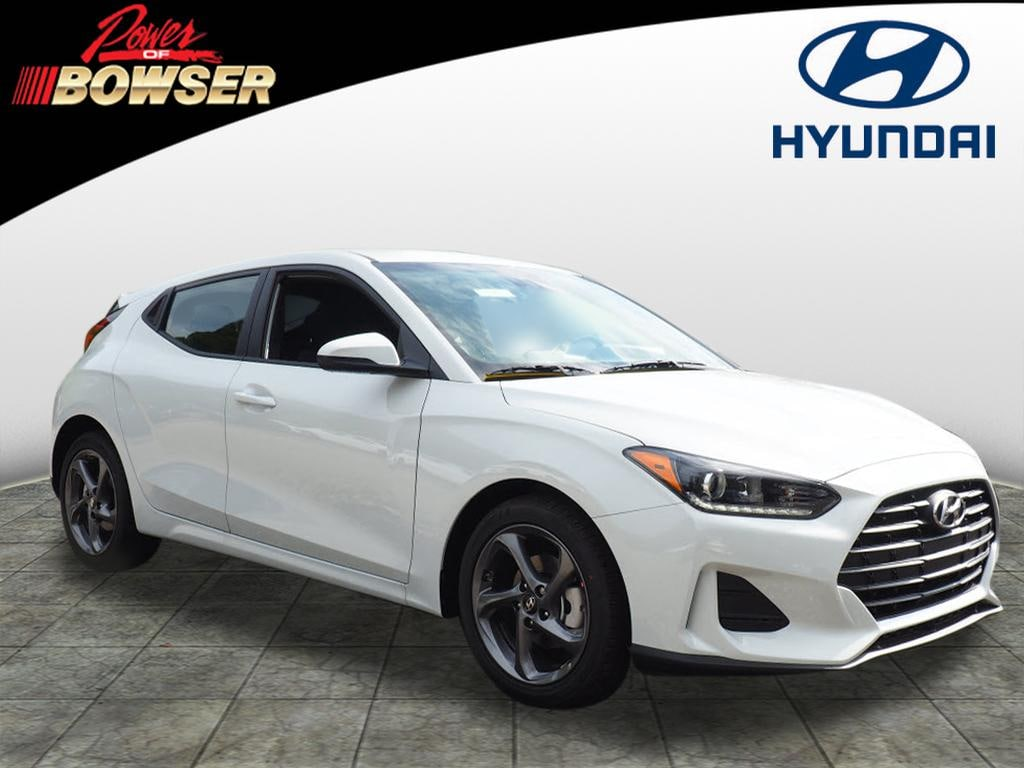 2019 Hyundai Veloster Coupe 6A