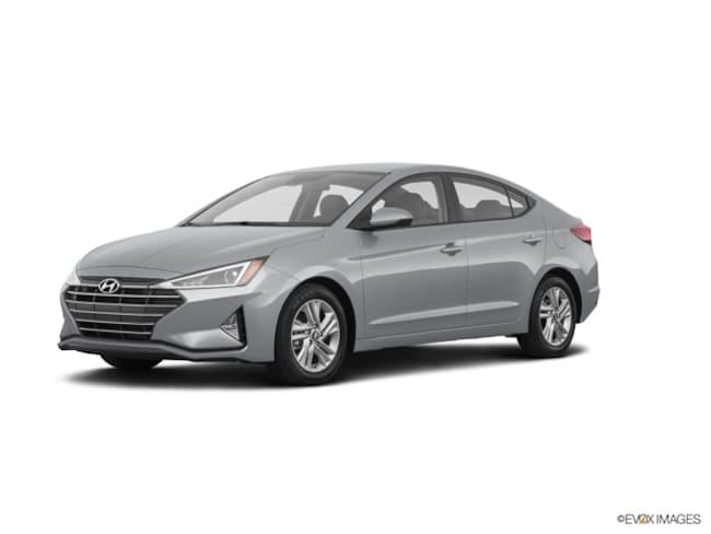 2019 Hyundai Elantra SEL SEL  Sedan
