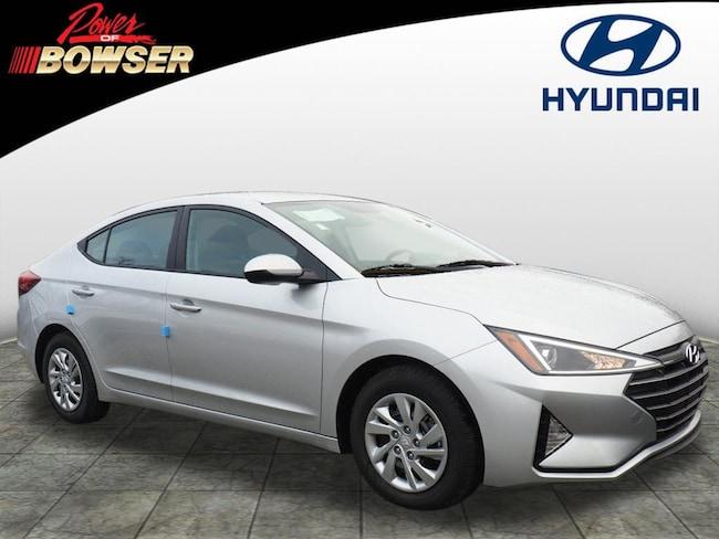 2019 Hyundai Elantra SE SE  Sedan 6A