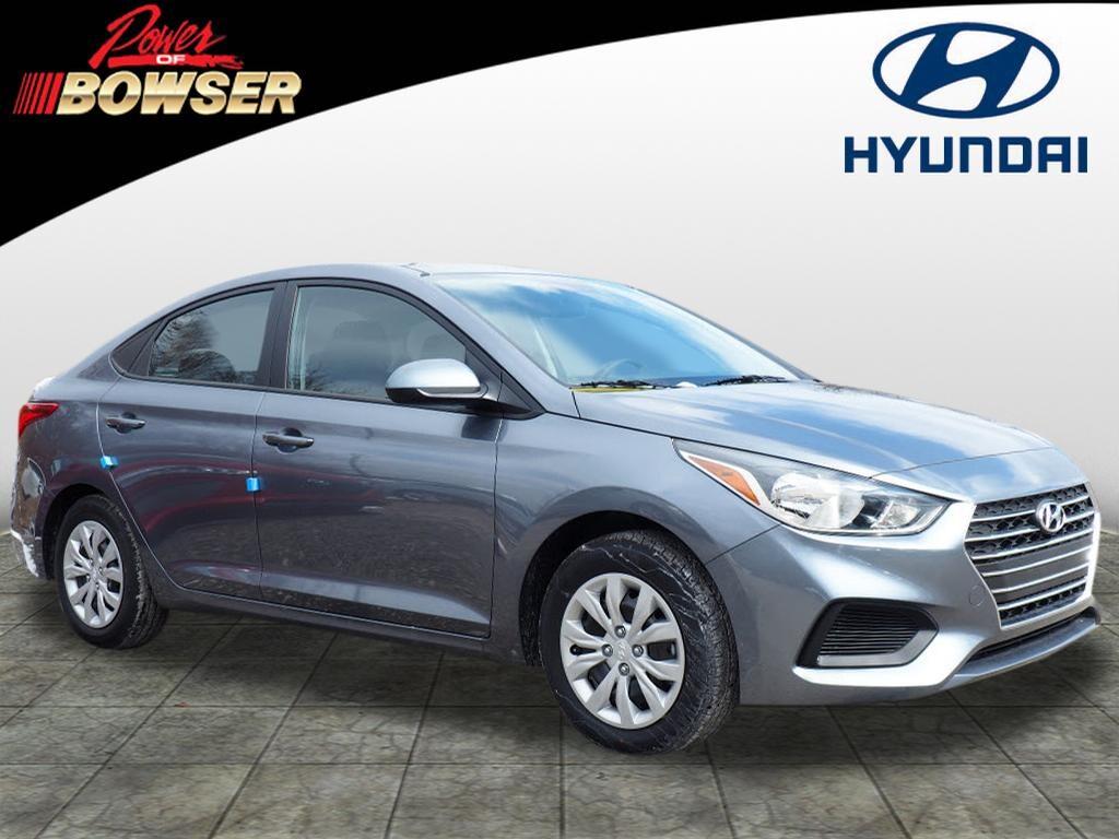 2019 Hyundai Accent SE Sedan 6A