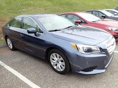 Certified  Pre-Owned 2017 Subaru Legacy 2.5i Sedan for sale near Pittsburgh
