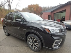 New 2020 Subaru Forester Limited SUV for sale near Pittsburgh