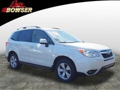 2016 Subaru Forester 2.5i Limited SUV for sale near Pittsburgh | Bowser Subaru