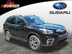 New 2019 Subaru Forester Limited SUV for sale near Pittsburgh