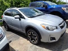Certified  Pre-Owned 2017 Subaru Crosstrek 2.0i Limited SUV for sale near Pittsburgh