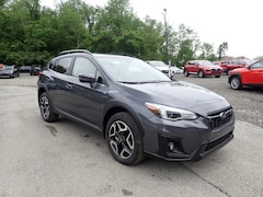 New 2020 Subaru Crosstrek Limited SUV for sale near Pittsburgh