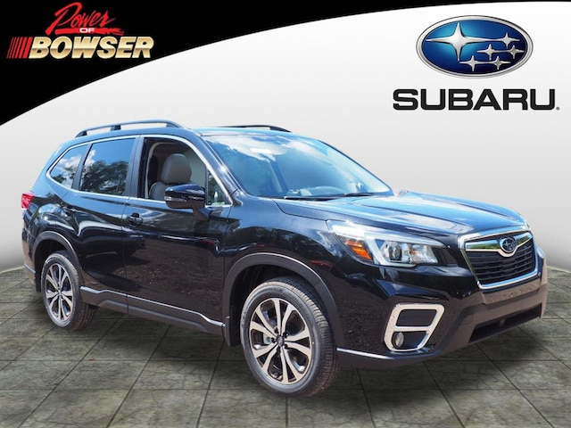 New Subaru Forester For Sale Near Pittsburgh, PA | 2019
