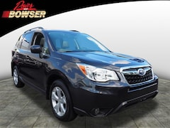 Used 2016 Subaru Forester 2.5i Limited SUV for sale near Pittsburgh