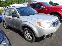 2010 Subaru Forester 2.5X SUV for sale near Pittsburgh   Bowser Subaru