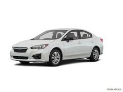 New 2019 Subaru Impreza 2.0i Sedan for sale near Pittsburgh