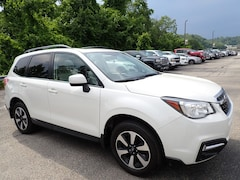 2018 Subaru Forester 2.5i Premium SUV for sale near Pittsburgh   Bowser Subaru