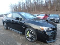 New 2020 Subaru WRX STI Limited - Wing Sedan for sale near Pittsburgh