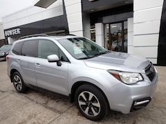 Certified  Pre-Owned 2017 Subaru Forester 2.5i Limited SUV for sale near Pittsburgh