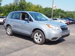 2015 Subaru Forester 2.5i (CVT) SUV for sale near Pittsburgh | Bowser Subaru