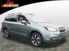 Used 2017 Subaru Forester 2.5i Limited SUV for sale near Pittsburgh