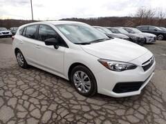 New 2020 Subaru Impreza Base Model 5-door for sale near Pittsburgh