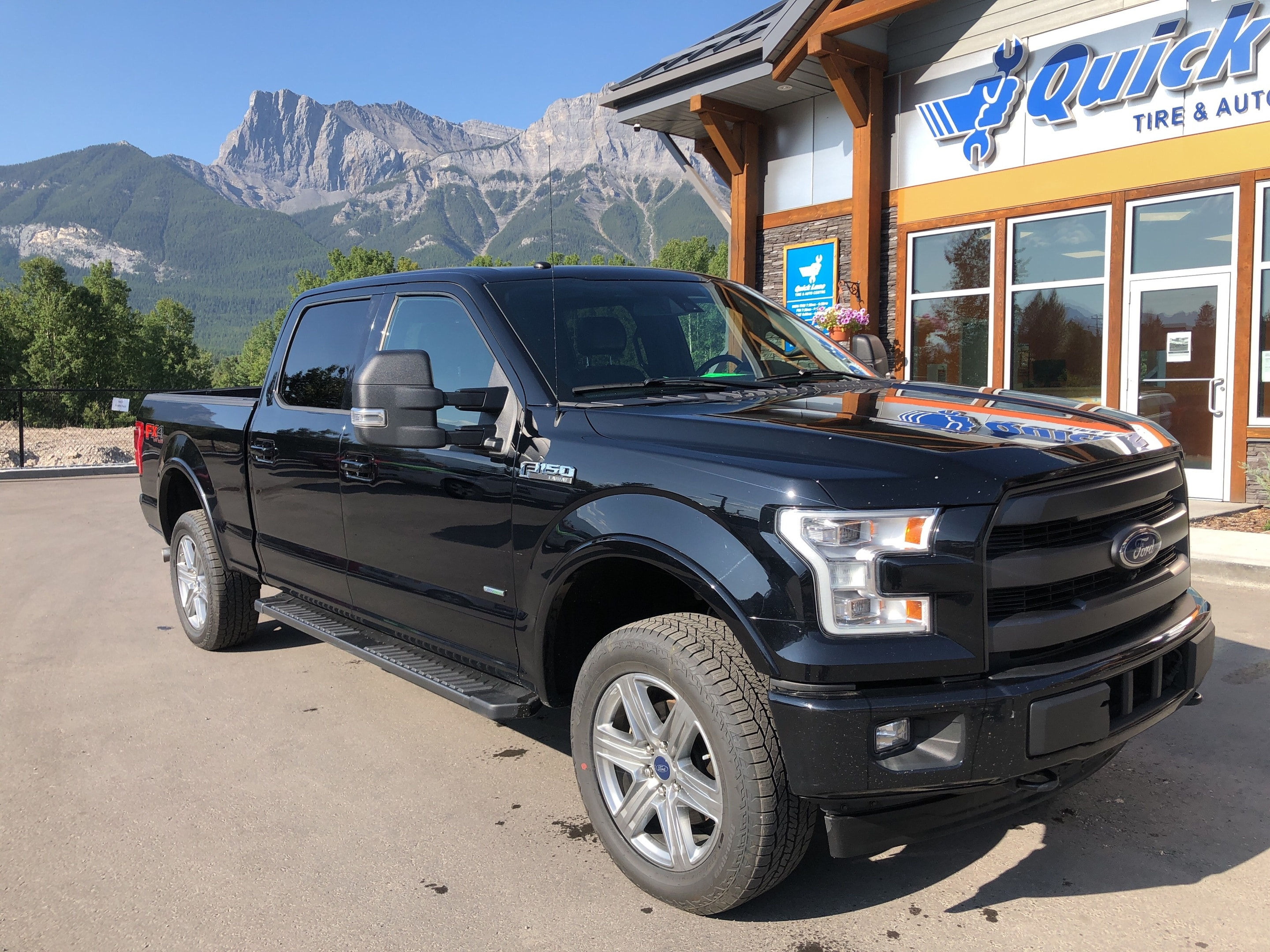 Used 2017 Ford F-150 For Sale at Cam Clark Ford Lincoln Vancouver   VIN:  1FTFW1EG4HKC01422