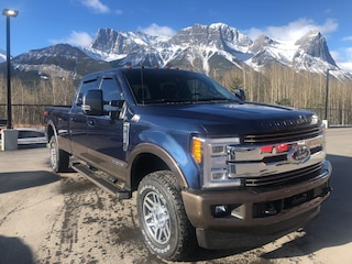 2017 Ford F-350 King Ranch Ultimate Truck Crew Cab