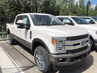 2019 Ford F-350 King Ranch Truck Crew Cab