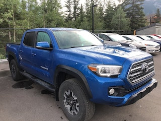 2017 Toyota Tacoma TRD Truck Double Cab