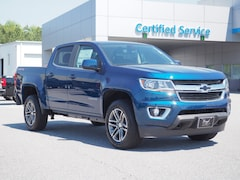 New 2019 Chevrolet Colorado LT Truck Crew Cab 1GCGTCEN8K1240907 CT19209 for sale in Emporia