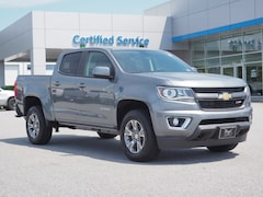 New 2019 Chevrolet Colorado Z71 Truck Crew Cab 1GCGTDEN3K1304390 CT19217 for sale in Emporia