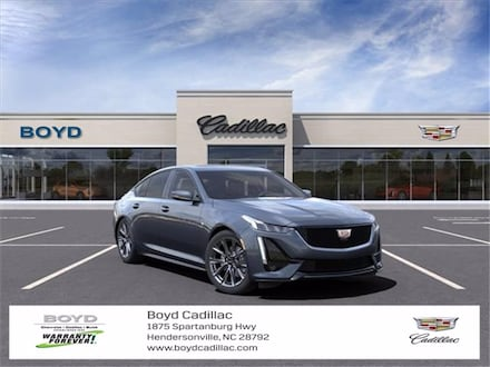 2021 CADILLAC CT5 Sport Sedan