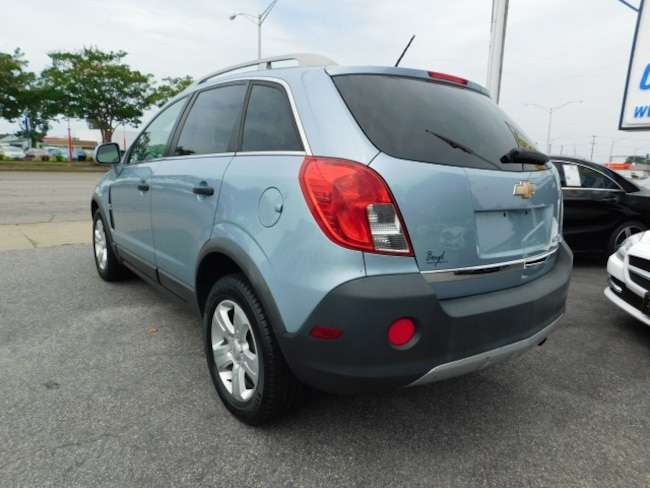 Used 2014 Chevrolet Captiva Sport For Sale Emporia Va