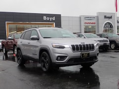 New 2021 Jeep Cherokee ALTITUDE FWD Sport Utility 1C4PJLLB7MD169313 J21055 in Emporia