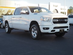 New 2020 Ram 1500 BIG HORN CREW CAB 4X4 6'4 BOX Crew Cab 1C6SRFMT5LN232064 R20073 for sale in Emporia