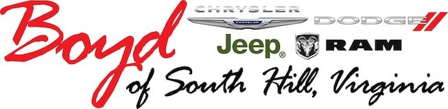 Boyd Chrysler Jeep Dodge Ram of South Hill, Va