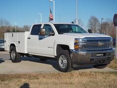2019 Chevrolet Silverado 3500HD 4WD Crew CAB 167.7  Work 4x4 Work Truck  Crew Cab LB SRW