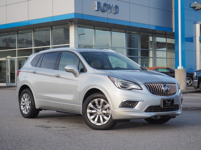 2018 Buick Envision Essence Essence  Crossover