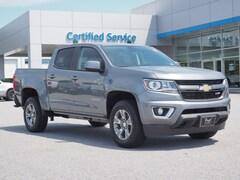 2019 Chevrolet Colorado 4WD Crew CAB 128.3  Z71 4x4 Z71  Crew Cab 5 ft. SB
