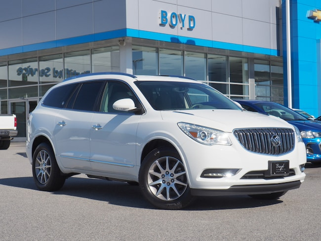 2016 Buick Enclave FWD 4DR Convenience Convenience  Crossover