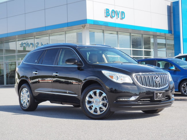 2017 Buick Enclave AWD 4DR Leather AWD Leather  Crossover