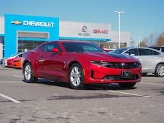 New 2019 Chevrolet Camaro 2DR CPE LT W/1LT LT  Coupe w/1LT 1G1FB1RX4K0117893 CC19040 for sale in Emporia