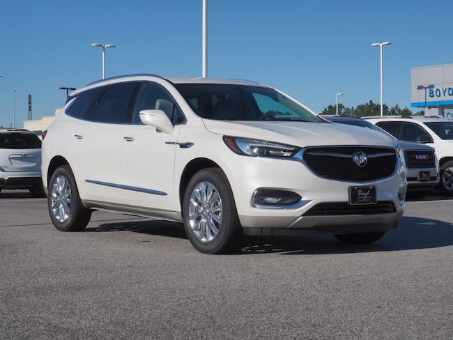 2019 Buick Enclave FWD 4DR Essence Essence  Crossover