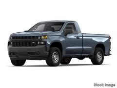 2019 Chevrolet Silverado 1500 2WD REG CAB 140  Work TRU 4x2 Work Truck  Regular Cab 8 ft. LB